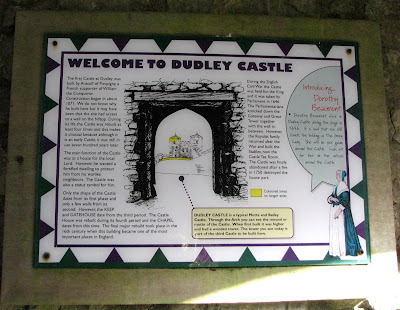 Description of Dudley Castle