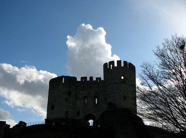 Dudley Castle Keep, Dudley, West Midlands, England