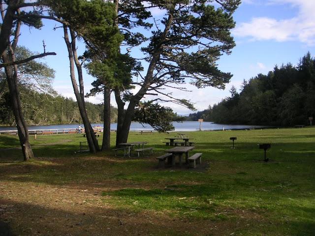 Coffenbury Lake, Fort Stevens, Oregon