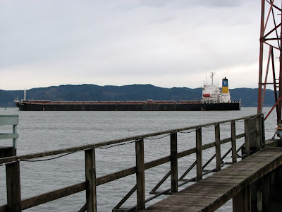 Peter S at Astoria, Oregon