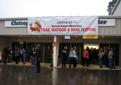 Astoria-Warrenton Wine, Crab and Seafood Festival 2010