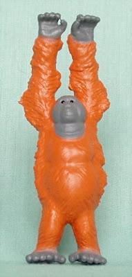 Toy Orangutan