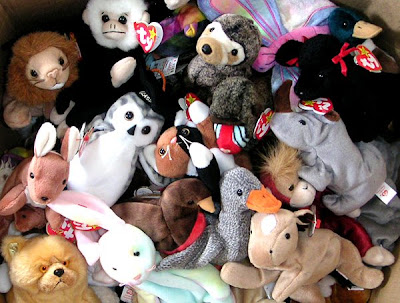 Beanie Babies on Pre Loved Beanie Babies In Store For You