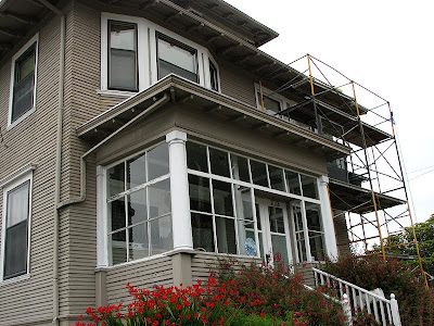 A lovely old house in Astoria, Oregon