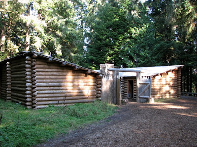 Fort Clatsop, Astoria-Warrenton, Orgon