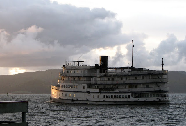 Spirit of '98 Riverboat, Astoria, Oregon