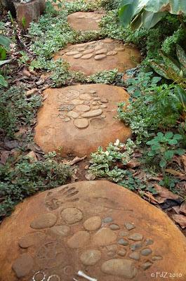 Stepping Stones, Palawan, by Francisca