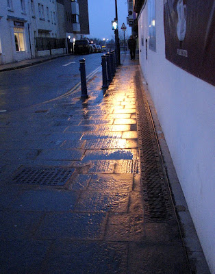 Warwickshire, Light on Pavement