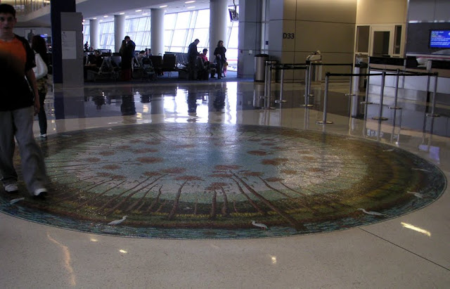 Mosaic at Dallas/Ft Worth International Airport