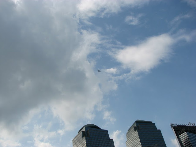 Ground Zero with Plane