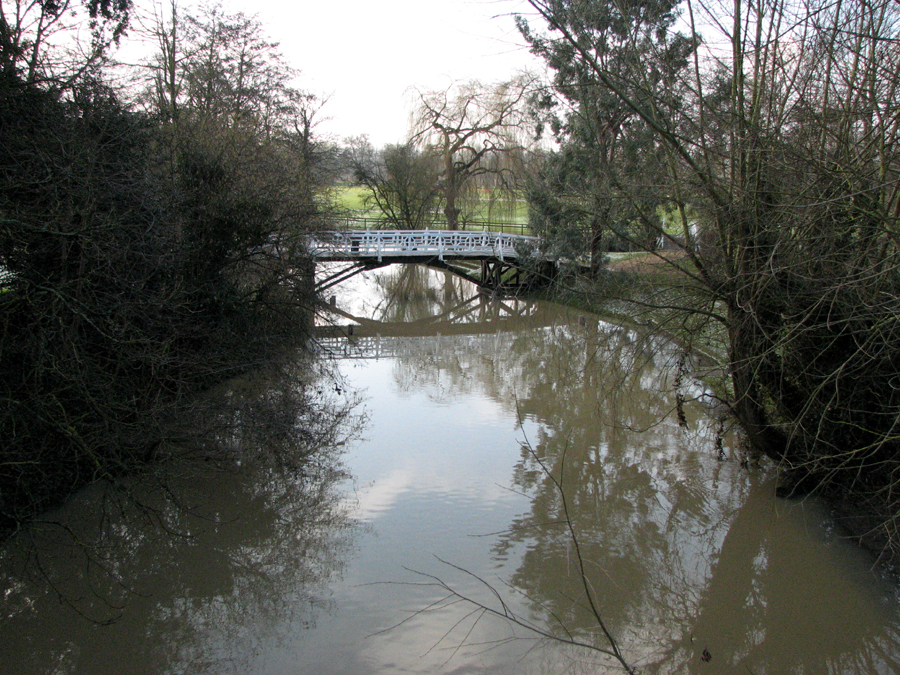 Bridge over the River Cherwell