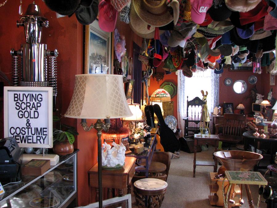 Captain Fishhead's Plunder Store
