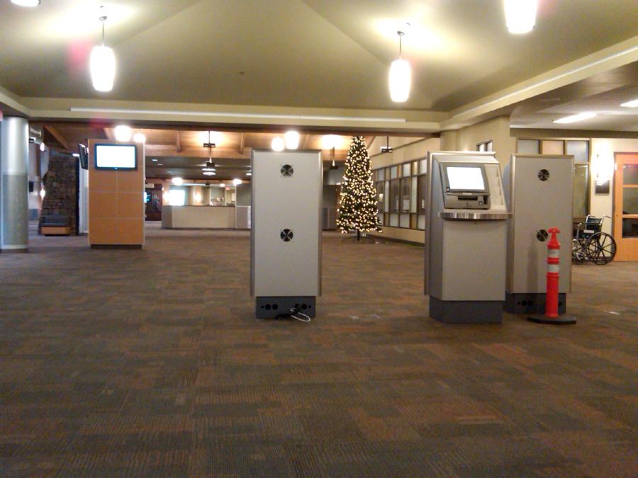 Airport, Redmond, Oregon
