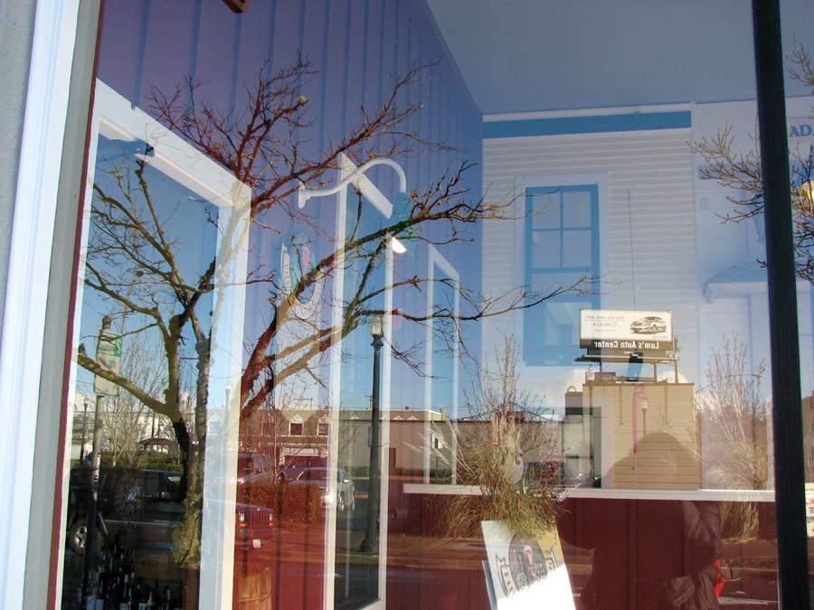 Reflections, 10th Street, Astoria