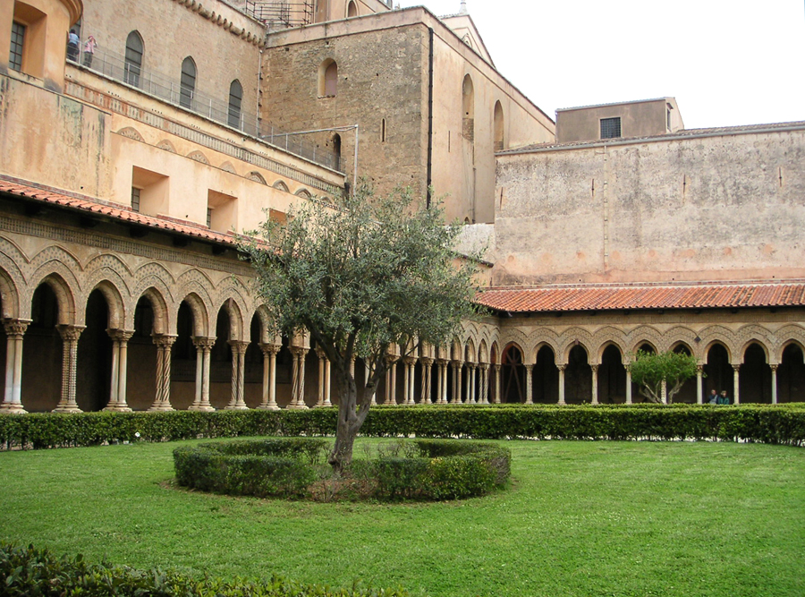 Monreale Cathedral Cloisters