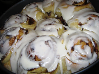 Cinnamon Rolls 2