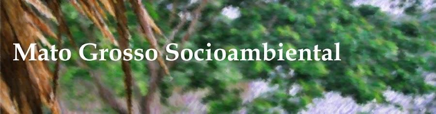 Mato Grosso Socioambiental