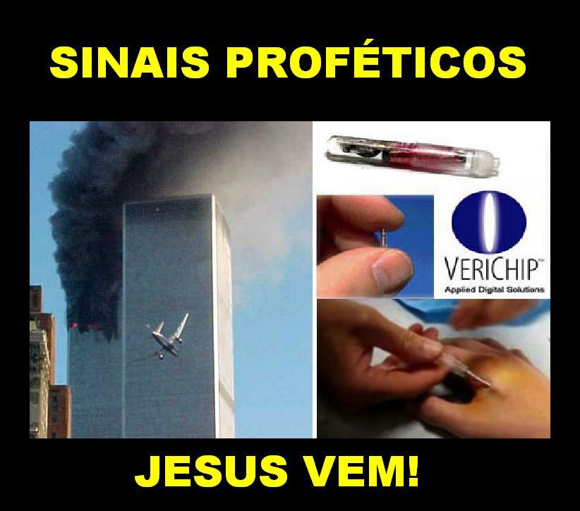 SINAIS PROFÉTICOS