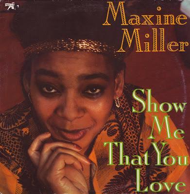 Maxine Miller. dans Maxine Miller