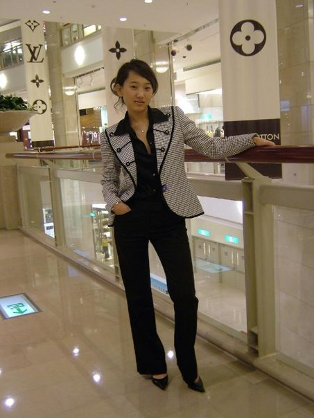 I bought this Gianfranco Ferre blazer before his passing at a resale store