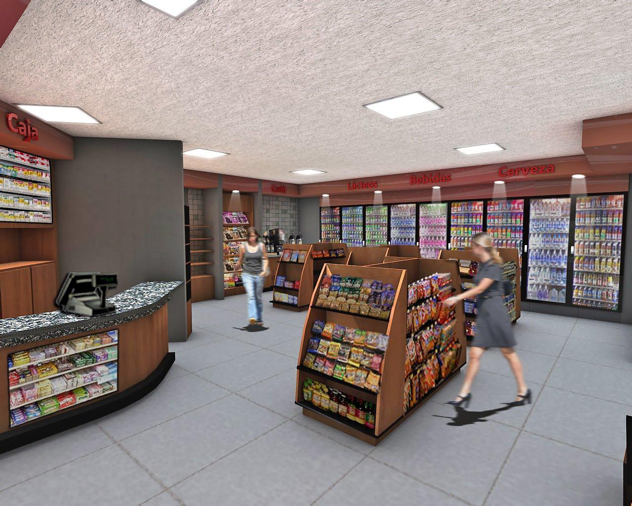 convenience store design ideas wwwgarcade online image interior