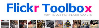 Flickr toolbox by Mashable