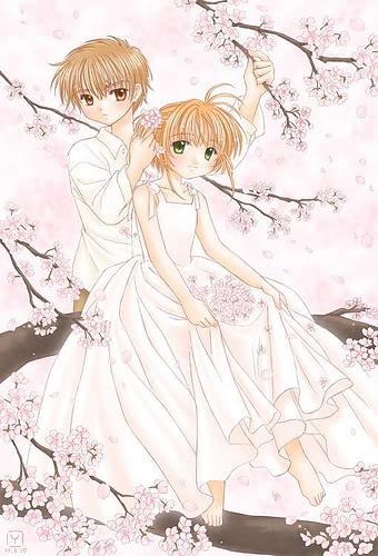 sakura y li syaoran