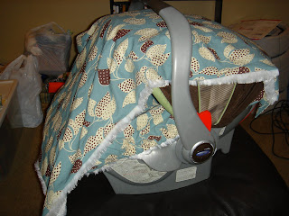 Dink S Gear Car Seat Cover W Blanket