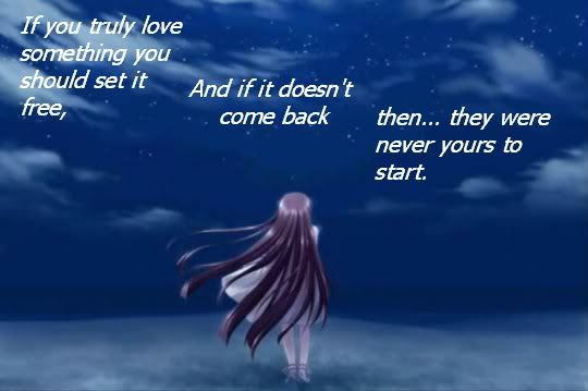 Anime Sad Quotes About Love. QuotesGram