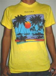 vintage HAWAII - 1983