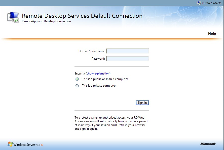 how to change rdp port windows server 2008 r2