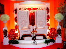 pelamin high chair
