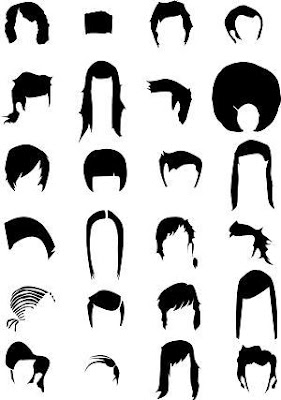 Best hair cuts for a round face. Medium Heart Shaped Hairstyles.