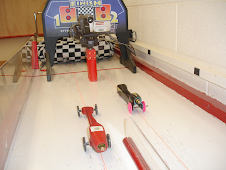 CO2 Car Racing
