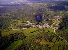 1f- Traversata dal golfo di Trieste alla piana di Lubiana - 1.a tappa:  da Basovizza a San Canziano