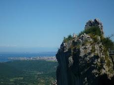 5a - Grande traversata dell'Istria centrale: da Prebenico a Cristoglie