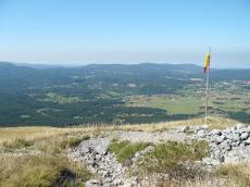 1h - Traversata dal golfo di Trieste alla piana di Lubiana - 2.a tappa da San Canziano a Prevallo