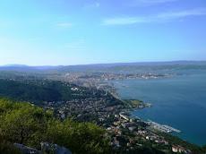 1a - Barcolana 2009 - tre giorni di trekking nel golfo di Trieste