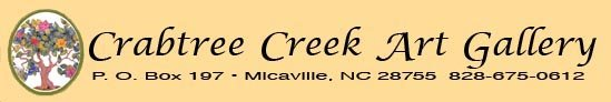 Crabtree Creek Art Gallery