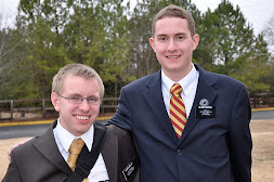 Elder Holley and Elder Snyder