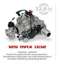 Rotax DD2 Engine 125 cc 2T