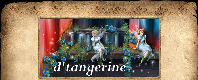 d'Tangerine