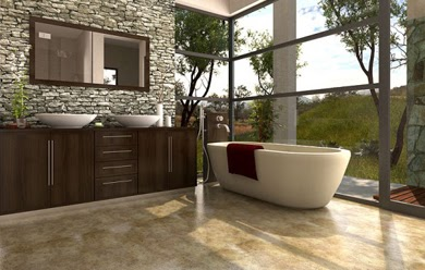 Model and Design Home: DESIGN INSPIRATION FOR THE BATHROOM  House ...