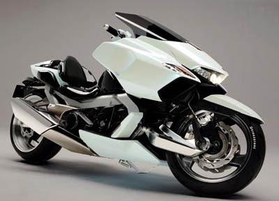 Suzuki G-Strider Design Motor