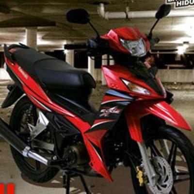 Kawasaki EDGE 100cc