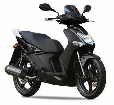 Benson Kymco Motorcycle