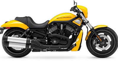 MOTORCYCLE HARLEY DAVIDSON VRSCDX NIGHT ROAD SPECIAL 2011
