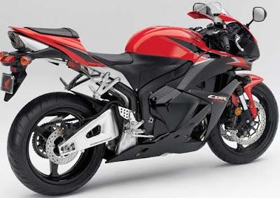 MOTORCYCLE HONDA CBR600RR 2011