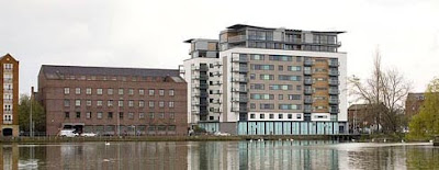 Design Efficient and Environmentally Friendly Witham Wharf in Lincoln