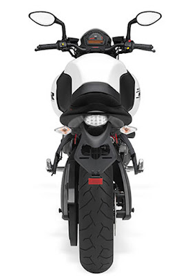 MOTORCYCLE BUELL 125CR